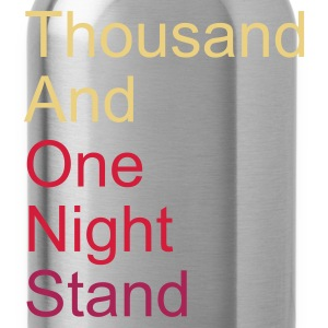 thousand and one night stand 3colors T-Shirts - Borraccia