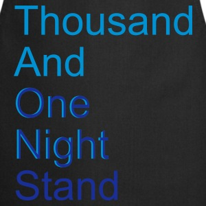 thousand and one night stand (2colors) T-Shirts - Fartuch kuchenny