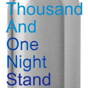 thousand and one night stand (2colors) T-Shirts - Borraccia