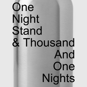 one night stand T-Shirts - Borraccia