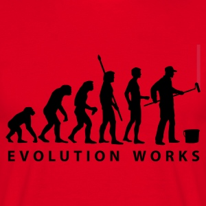 evolution_maler_a2_2c Sweatshirts - Herre-T-shirt