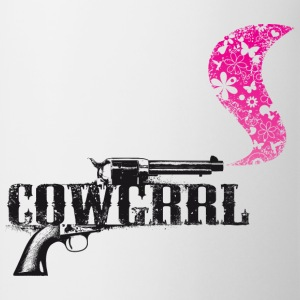 cowgrrl T-shirt - Tazza