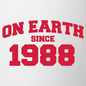 Wit onearth1988 T-shirts - Mok