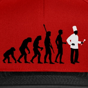 evolution_koch_2c Gensere - Snapback-caps