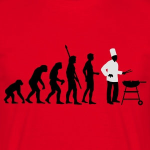 evolution_grill_d_2c Hoodies & Sweatshirts - Men's T-Shirt