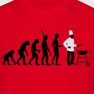 evolution_grill_d_2c Tabliers - T-shirt Homme
