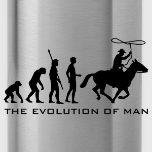 evolution_cowboy_b Bags  - Water Bottle