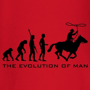 evolution_cowboy_b Tassen - T-shirt