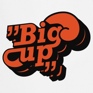 Big up Tee shirts - Tablier de cuisine