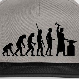 evolution_schmied_b Tröjor - Snapbackkeps