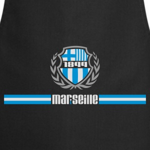 Marseille embleme Sweat-shirts - Tablier de cuisine