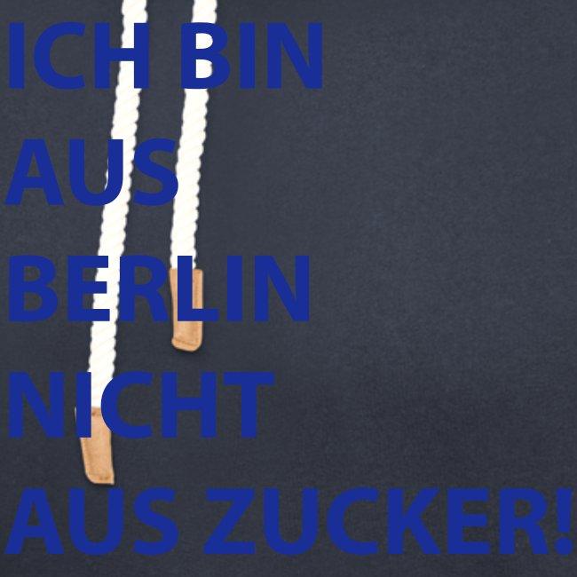 Ich bin aus Berlin, nicht aus Zucker #Baby #Berlin