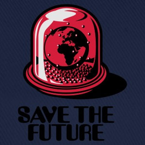 Green Save the future Hoodies & Sweatshirts - Baseball Cap