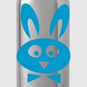 Sky blue Osterhase - Hase - Ostern Accessoires - Trinkflasche
