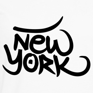 Wit New York  - Men's Premium Longsleeve Shirt