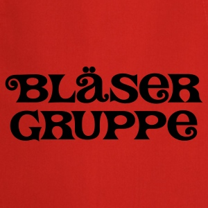Rot Bläsergruppe © T-Shirts - Cooking Apron