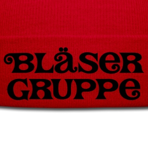 Rot Bläsergruppe © T-Shirts - Winter Hat
