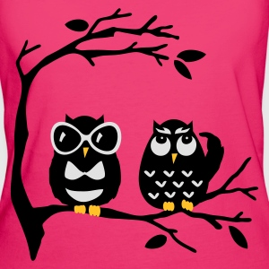 Magenta She is crazy ! Bags  - Women's Organic T-shirt