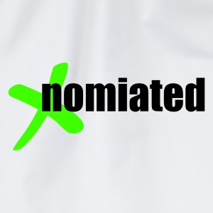 Weiß nominated © T-Shirts - Gymnastikpåse
