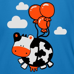 flying cow - Men's Organic T-shirt