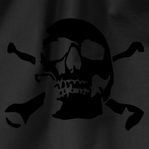 skull_and_bones T-shirts - Gymtas