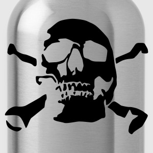 skull_and_bones T-shirts - Drinkfles
