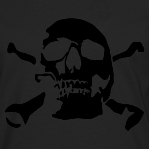 skull_and_bones Shirts - Men's Premium Longsleeve Shirt