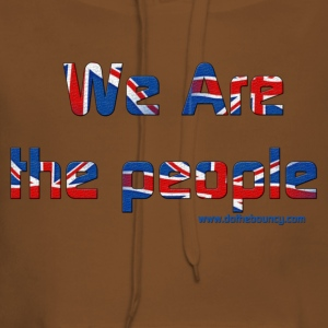 we are the people DTB T shirt - Women's Premium Hoodie