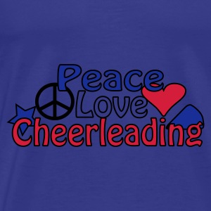 Cheerleader Bag - Men's Premium T-Shirt