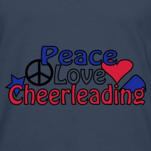Cheerleader Bag - Men's Premium Longsleeve Shirt