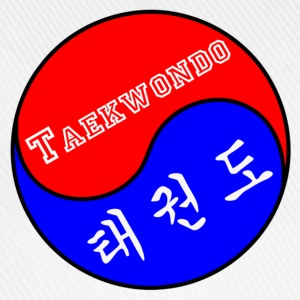 Taekwondo badge - Baseball Cap