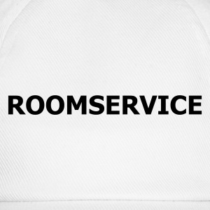 Weiß Roomservice © T-Shirts - Cappello con visiera