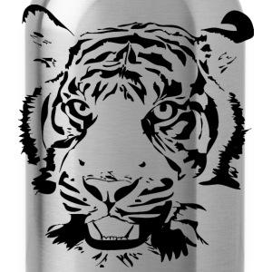 Red Big Tiger Women's T-Shirts - Water Bottle
