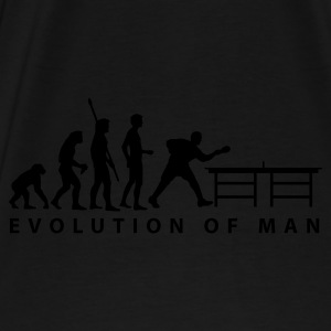 evolution_table_tennis_b Väskor - Premium-T-shirt herr
