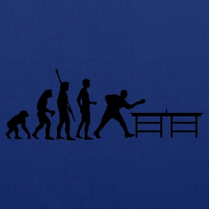 evolution_table_tennis_a Tee shirts - Tote Bag