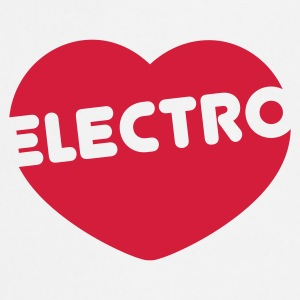 Electro Love - Cooking Apron
