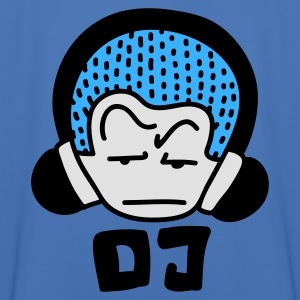 Blue/white DJ blue Coats & Jackets - Men's Football Jersey