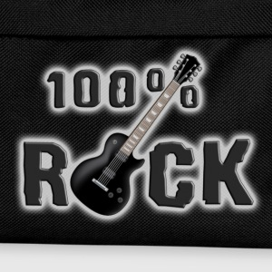 100_rock_guitars_black Tee shirts - Sac à dos Enfant