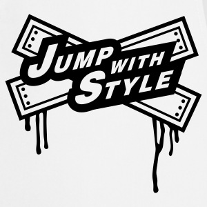 jump with style - Cooking Apron