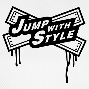 jump with style - Baseball Cap