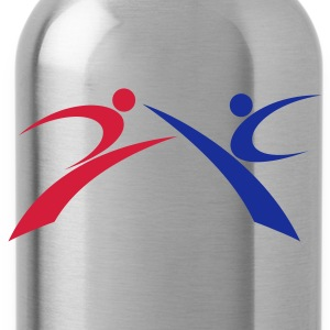 Taekwondo Kickers - Water Bottle