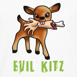 killer__evil Bottles & Mugs - Men's Premium Longsleeve Shirt