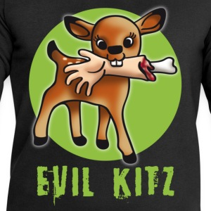 killer__evil_green Shirts - Men's Sweatshirt by Stanley & Stella