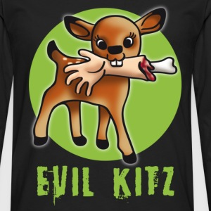 killer__evil_green Shirts - Men's Premium Longsleeve Shirt