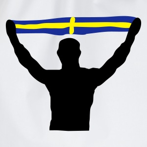 schweden_fan Baby Body - Turnbeutel