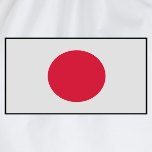 japan T-Shirts - Turnbeutel