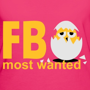 Magenta  most wanted chick egg Bags  - Women's Organic T-shirt