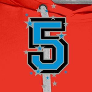 Felpe rosso bianco e blu spreadshirt for Numero parlamentari 5 stelle