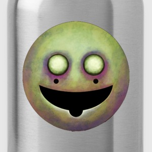 undeadgrin_a_print_png T-Shirts - Water Bottle