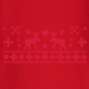 Christmas Norway X-Mas Retro Bag - Baby Long Sleeve T-Shirt